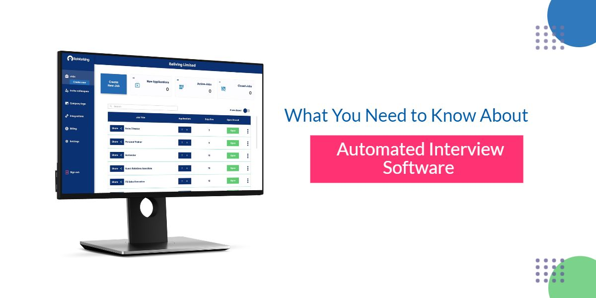 automated interview software
